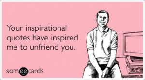 YOUR INSPIRATIONAL QUOTES...