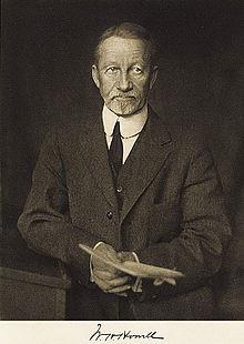 William Howells, fully William Dean Howells, aka The Dean of American ...