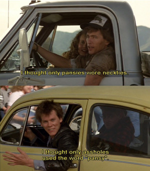 Footloose80S, Footloose Th, Cut Footloo, Kevin Bacon, Movie Quotes ...