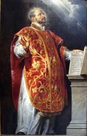 Saint Ignatius of Loyola Quotes