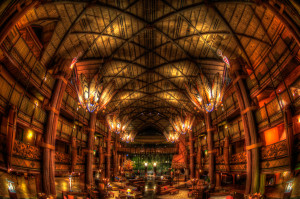 The Lobby Animal Kingdom Lodge