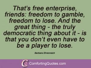 Barbara Ehrenreich Quotes