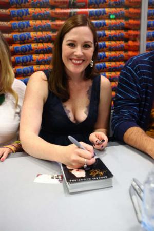 Rachael MacFarlane - American Dad - Comic-Con 2012 - Brian Dowling/FOX ...