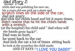 family, love, sad story