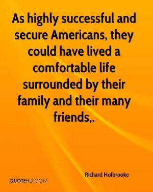 Richard Holbrooke Life Quotes