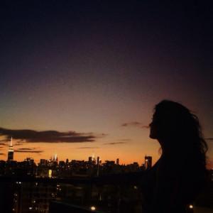 summer nights {@divaliciousblog} on We Heart It .