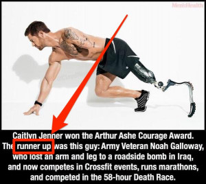 ... calling Caitlyn Jenner a 'science project' then quickly deleted it