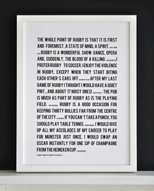 Rugby quotes: Rugby Girls, Rugby Quotes, Rugby I Rugby, Diy Gifts ...