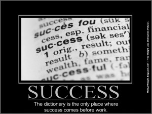 Working Hard Success Quotes