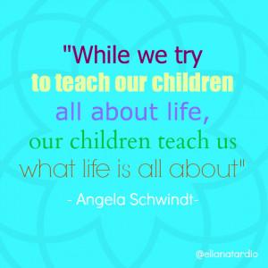 quote-love-parents-teach-children