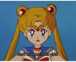 Sailor Moon... Love this quote! Sailormoon, Sailors Moon Quotes ...