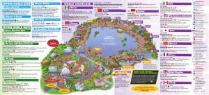 World Park And Resort Maps...