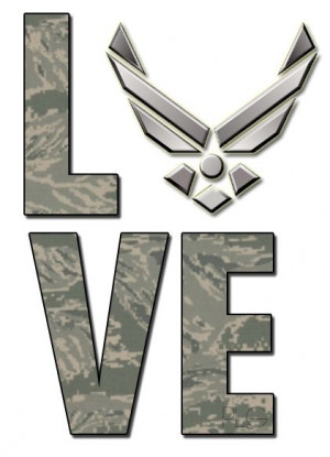 Air Force love