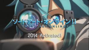 Sword Art Online II Confirmed by Diamondketo