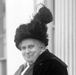 HAPPY ANNA HOWARD SHAW DAY TO US ALL !