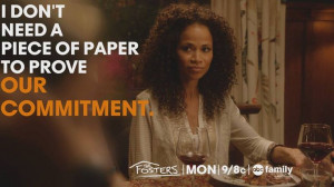 The Fosters ABC Family | Quotes