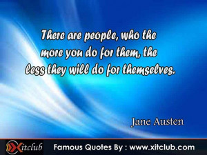 15 Most Famous #quotes By #JaneAusten #FamousQuotes