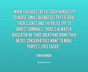 Nurse Teacher Quotes
