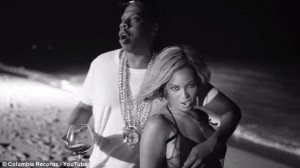 FROM HUSBAND TO PIMP': Jay Z makes an appearance in the 'Drunk in ...