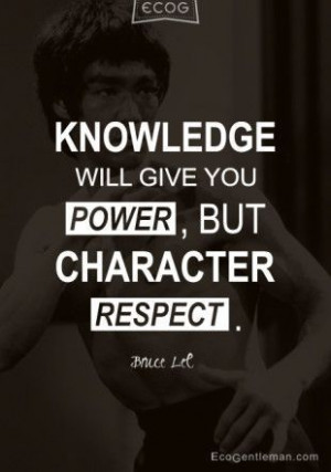 Martial Arts Quotes of Wisdom | Martial Art master Bruce Lee Quotes ...