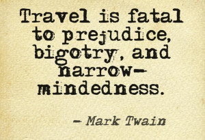Georama: Our #favorite #travel #quotes: Mark Twain quotes