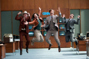 Anchorman 2 Quotes: By the Hymen of Olivia Newton-John!
