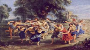 Rubens Wallpapers Paintings