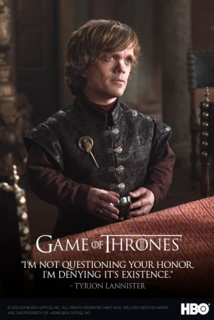 ... series) : What are some of the most memorable Game of Thrones quotes