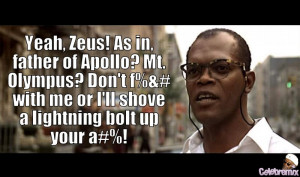 Sam Jackson Quotes Like a BOSS