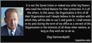 Soviet Union and the United Nations