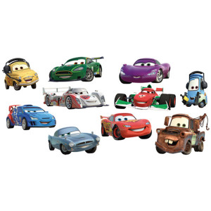 Disney Cars Collection