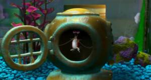 Pixar Planet Disney Finding Le Monde de Nemo Jacques