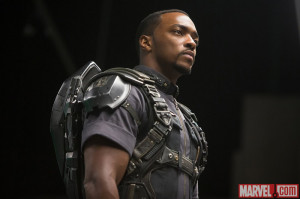 """Anthony Mackie as Falcon in """"Captain America: The Winter Soldier."""""""
