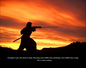Bushido Quotes Like one of these quotes,