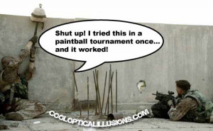 funny paintball pictures