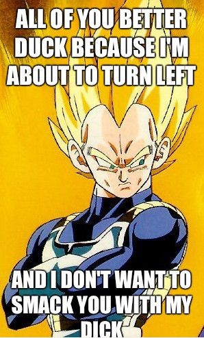 GIF of the Week: I just love watching this. Maybe my favorite DBZ gif ...