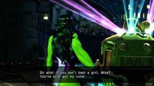 UMVC3 She-Hulk Quotes