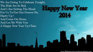 Beautiful Happy New Year 2014 Quotes - Latest Quotes