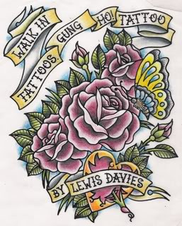 gung ho tattoo walk in tattoos now available at your favourite tattoo ...