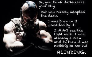 Bane quote wallpaper (can someone make it more badass?)