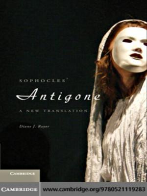 Sophocles Antigone Ebook...