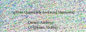 ღteen quotes awkward momentsღ 29 likes