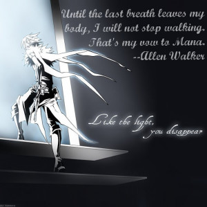 Gray Man Quotes by lily55670