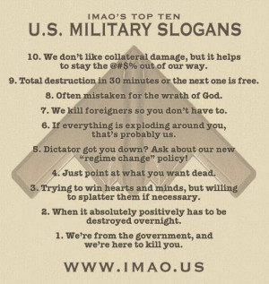 Famous Military Quotes...