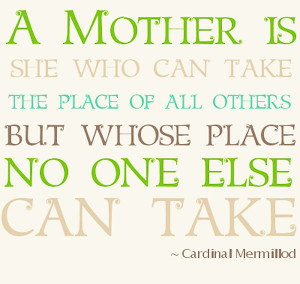 Daily Motivational Quotes – Happy Mothers Day!
