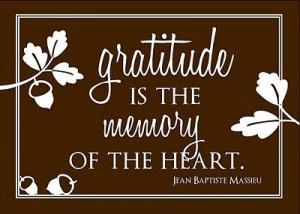 Someday Crafts: Gratitude Printable