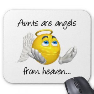 cute aunt sayings