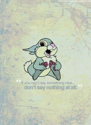 Love Thumper - tattoo?
