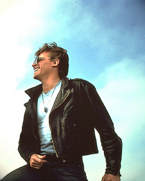 Kenickie. Where my obsession with bad boys started…GREASE ♥