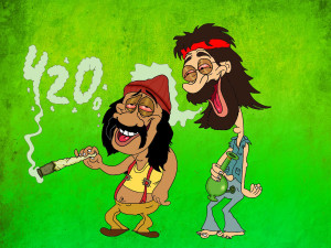 are many rumors about how the number 420 came to represent marijuana ...
